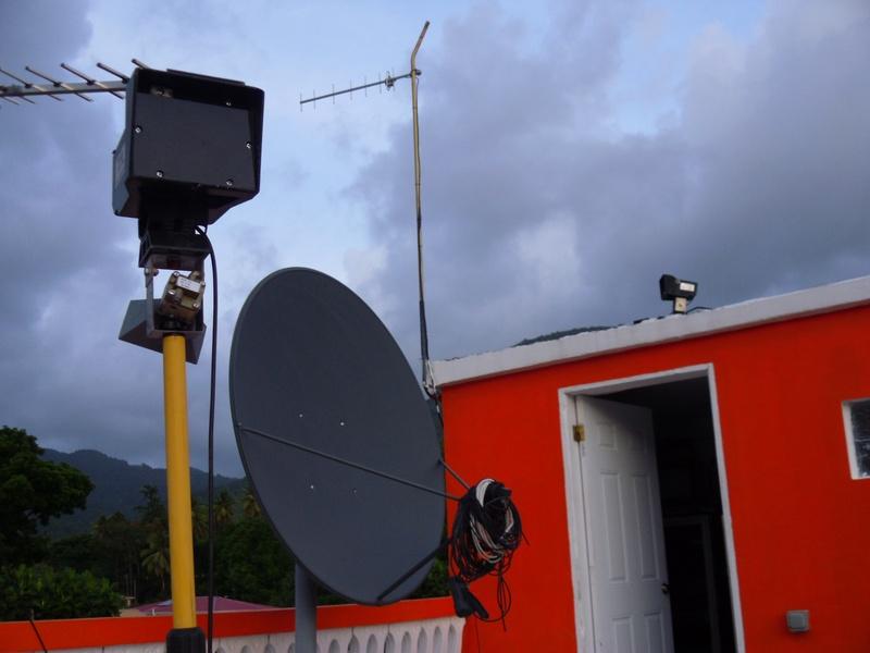Roof Top RFI Studio