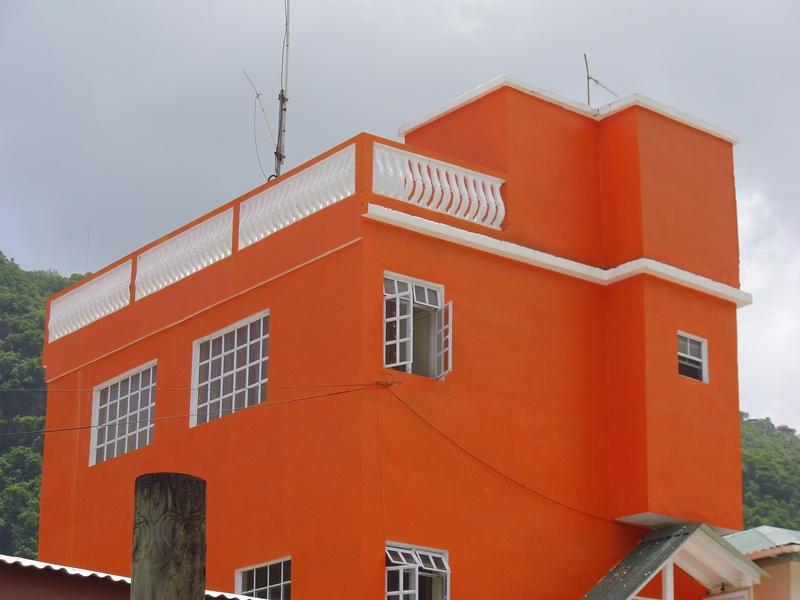 New RFI Building